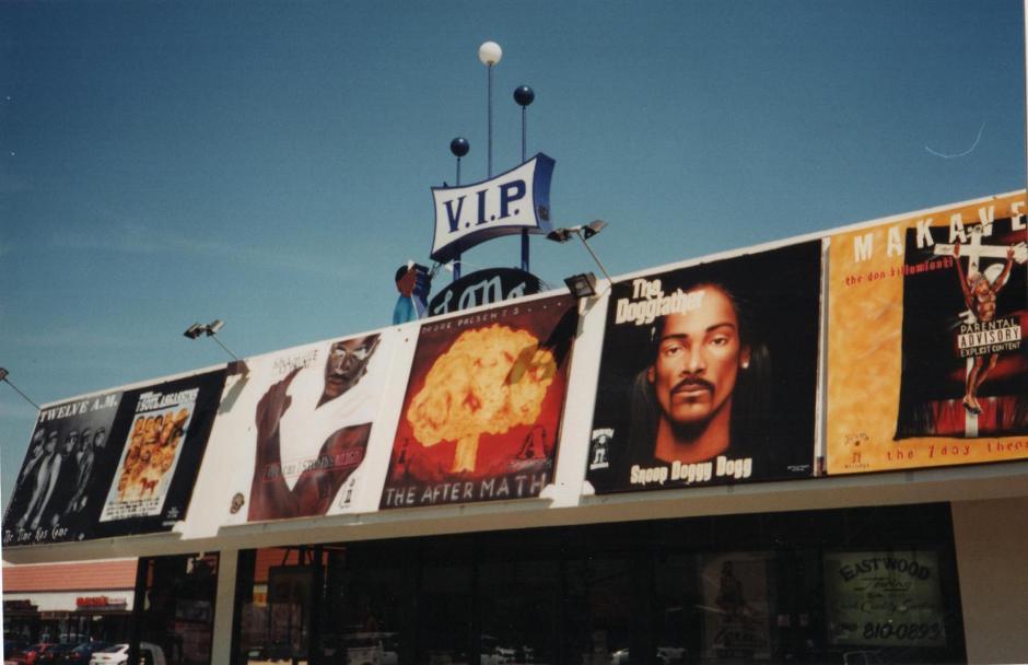 VIP Records Billboards